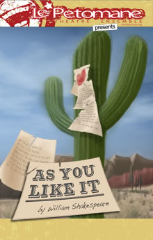 Le Petomane Theatre Ensemble's As You Like It